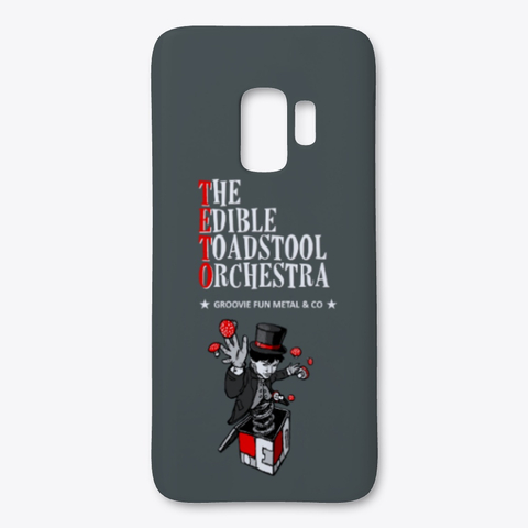 2. The Edible Toadstool Orchestra - Samsung Case - Merch