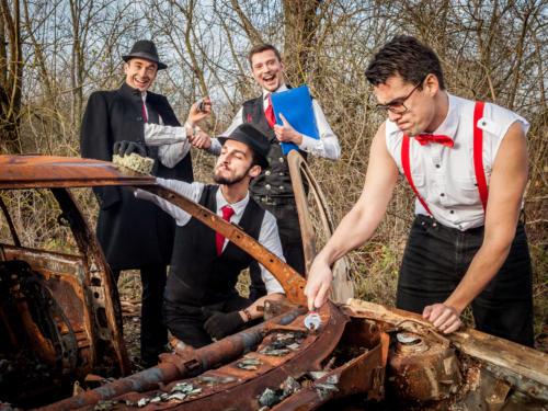 The Edible Toadstool Orchestra 2020 - TETO;